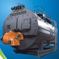 8 Ton WNS Oil Fired Steam Boiler