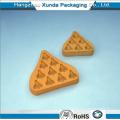 Personalizar Plástico Placa de Embalaje de Chocolate Bandeja de Inserción de Blister