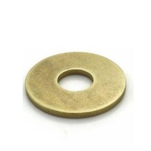 Precision Precision Brass Flat Washer for Screw