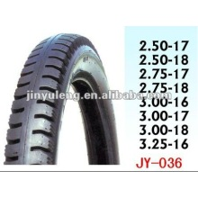 motorcycle tyre 3.25-16/3.00-17/3.00-18/2.75-18