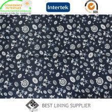 Neue Herren Jacke gedruckt Lining Fabric Supplier