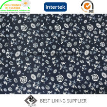 New Men′s Jacket Printed Lining Fabric Supplier