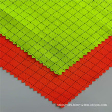 High Visibility Anti-static Polyester Fabric