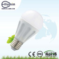 7w housing led bulb light with ceramic cover