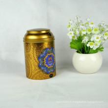 Emballage d'étain en boîte Emballage en métal