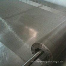 Treillis métallique tissé Hastelloy