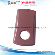 Electronic Plastic Parts with Spray Coating