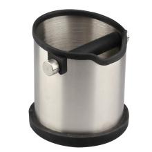 Caja de golpe de café redonda de silicona