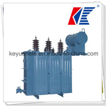 10kVA Oil Immesed Pole Mounted Single Phase Csp Transformer