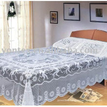 Lace bed cover sets