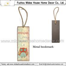 Colorido 5 * 15 Cm o marcador de metal personalizado