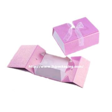 Uxury Caja de papel de embalaje plegable