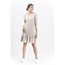 Women′s Cashmere Long Pullover