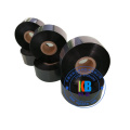 vestuário impressora ttr compatível cor preta fita de transferência térmica forbarcode máquina de impressão