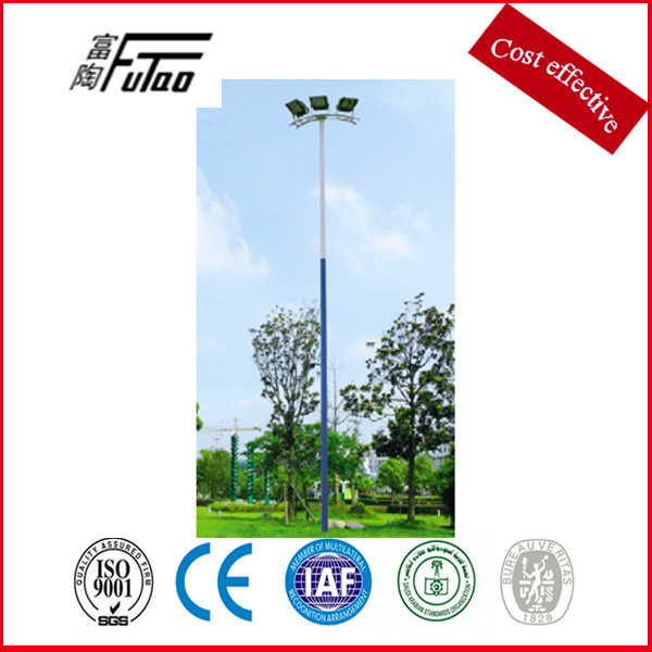 20-45 meters high mast lighting