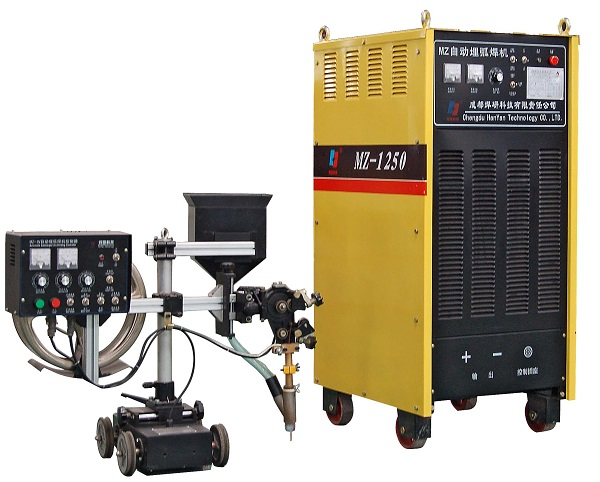 Automatic Submerged Arc Welder