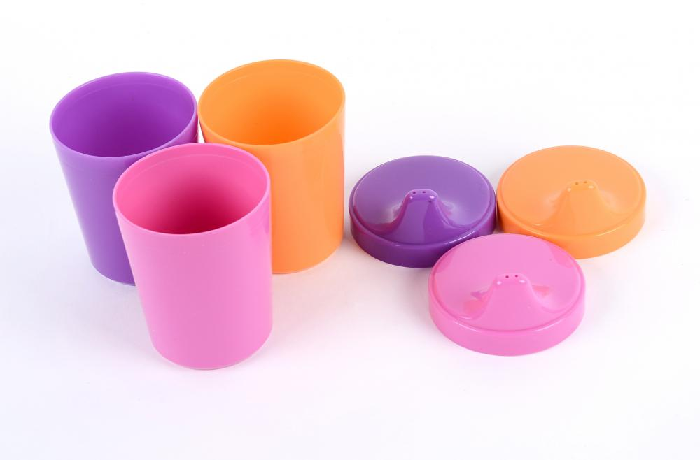 Baby Plastic Spout Cup Baby Sippy Cup