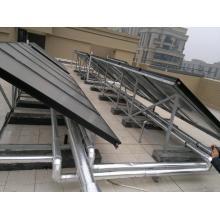 European Solar Keymark certified flat plate solar collector
