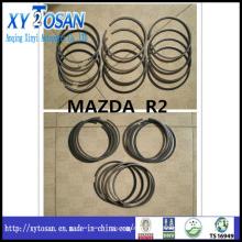 Anneau de piston pour Mazda R2