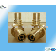 OEM CNC brass grinding machine parts