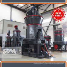 Broyeur machine raymond laminoir pour le Ghana