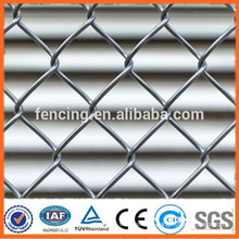 Galvanized Chain Link Fence for Spain