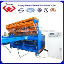 Machine à mailles métalliques soudées entièrement automatiques Choix du fournisseur