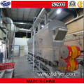 Chromium Salt Vibrating Fluid Bed Drying Machine