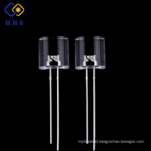 Top quality yellow color 8mm LED diode