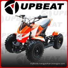 Upbeat 49cc Mini Cheap Quad ATV Pull Start Air Cooeld, Two Stroke