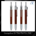 Customization Leather Wood Look Pen
