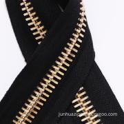 8# Heavy Duty Long Chain Brass Zipper
