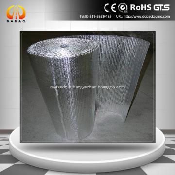 isolation de bulle d'air de papier d'aluminium pour l'isolation de toit