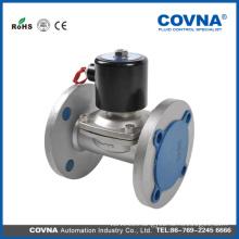 COVNA DC 12/steam solenoid flange valve for water/ water valve