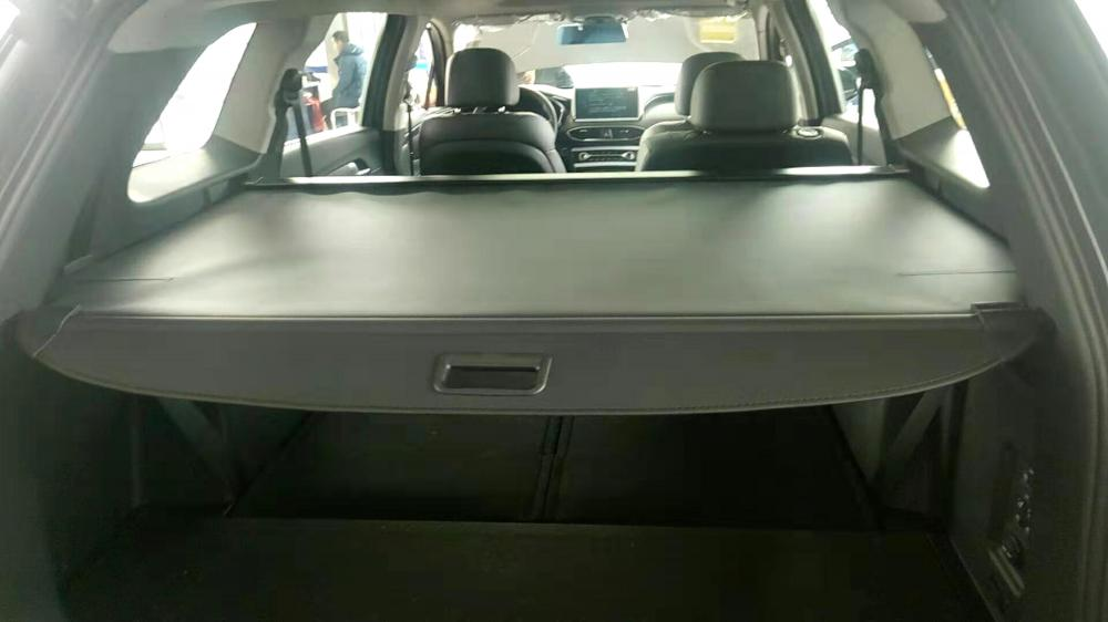 2019 for HYUNDAI IX45 Cargo Cover