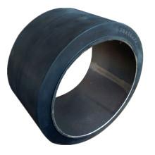 Давление на гладкую шину погрузчика 28x16x22 Solid Tire