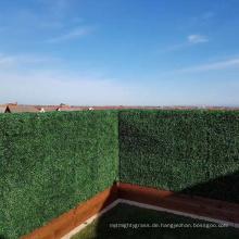 Meistverkaufte wasserdichte künstliche Buchsbaum Pflanzer für den Außenbereich
