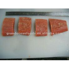 Salmon portion