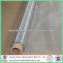304 stainless steel woven metal fabric for USA market