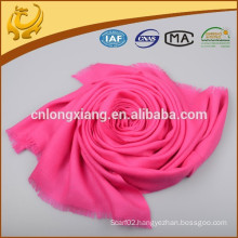 New Design Organic Woman Wholesaler Wool Scarf
