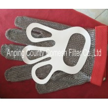 SUS304 Working Safety Hand Cut Resistant Gloves