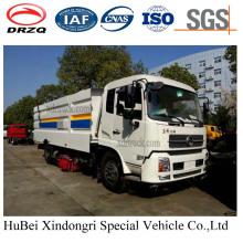 7cbm Dongfeng Tipo Seco Barredora Camión De Lavado