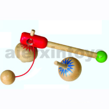 Wooden Spinning Tops (80843)