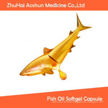Natural High Quality Fish Oil Softgel Capsule