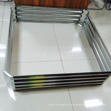 Galvanized Steel Raised Planer Metal garden beds Roof Garden Planter