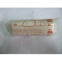 Vendaje para heridas de gran tamaño con almohadilla de 18cm x 18cm