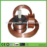 high quality copper coated steel MIG WIRE/ ER70S-6 WELDING WIRE/SG2 WELDING WIRE factory made!