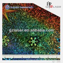 GZ-255, Metallprägemaschine machen holographische Folienaufkleber