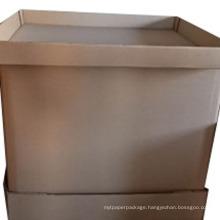 China manufacturers produce custom wholesale corrugated heavy cartons boxes