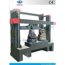 Machine 400 * 1200mm de pierre de tigre de haute performance de deux axes pour le cylindre